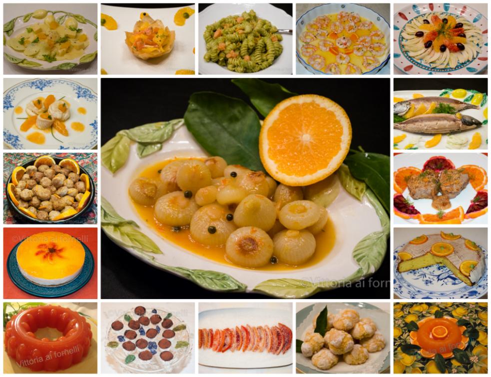 Ricette con le arance