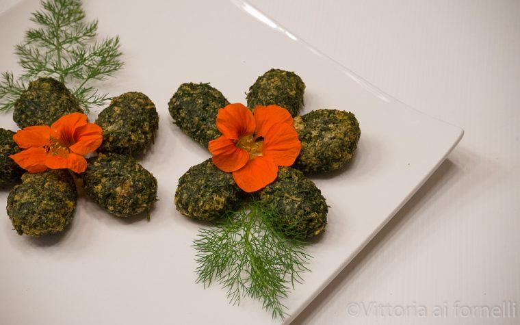 Polpette di finocchietto selvatico, ricetta siciliana