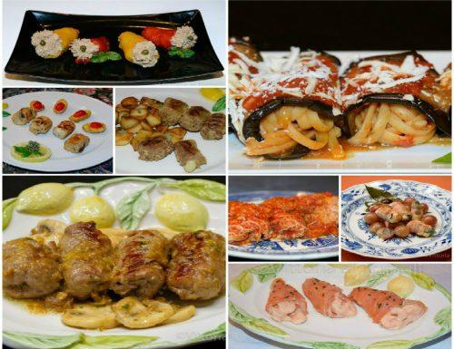 Involtini: 10 facili ricette per tutti i gusti