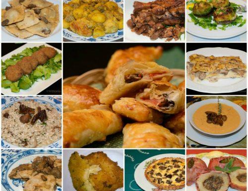 15 deliziose ricette con i funghi per l'autunno