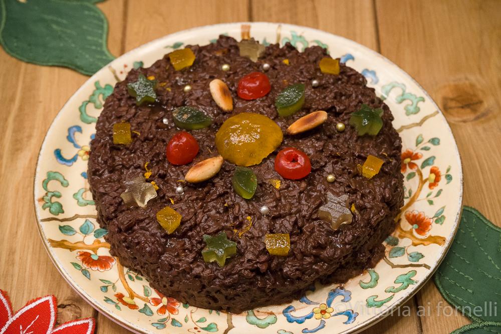 riso nero alla messinese