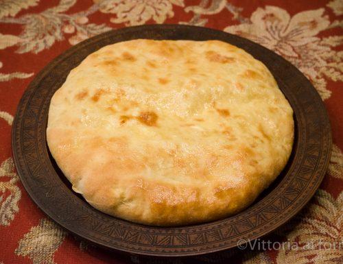 Khachapuri Imeruli (pane farcito), ricetta georgiana