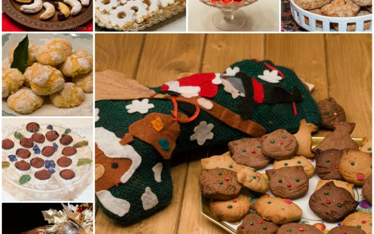 Biscotti e dolcetti per la calza della Befana