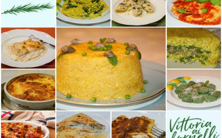 Primi piatti pasquali, la mia selezione di ricette