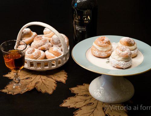 Biscotti di San Martino (Raschi), ricetta siciliana