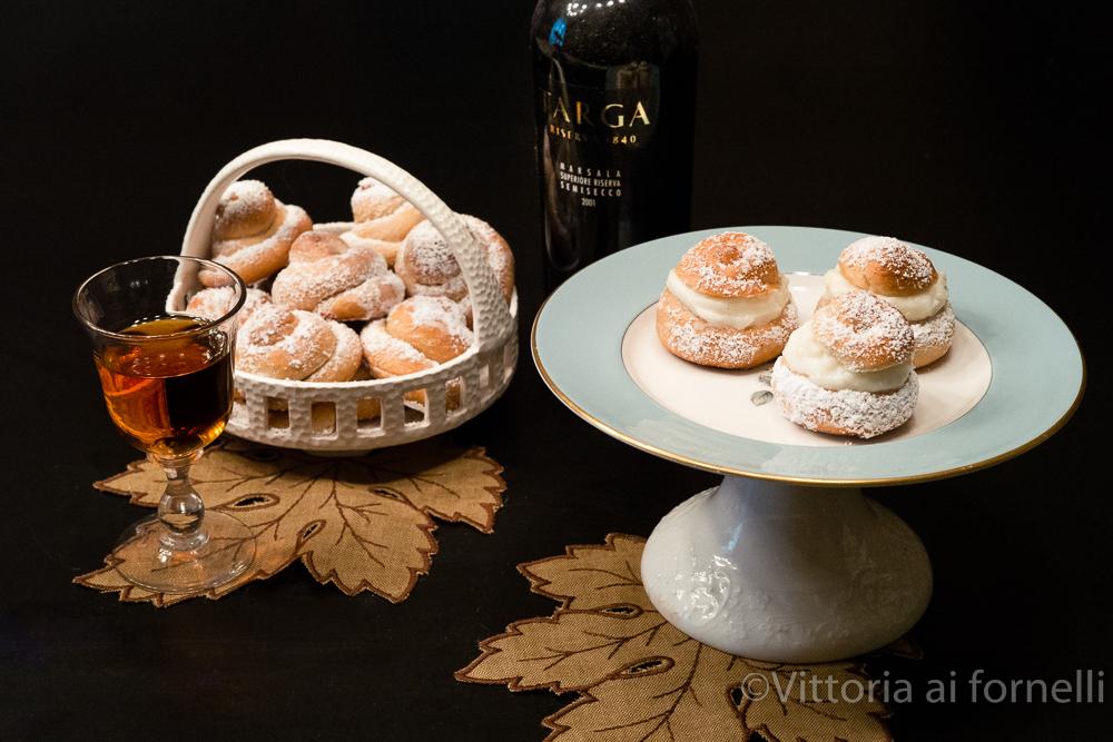 Biscotti di San Martino, rasco