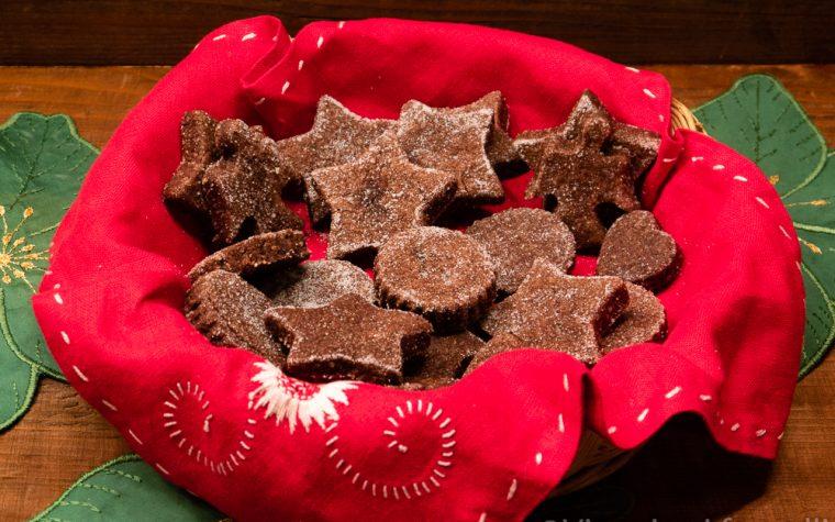 Brunsli di Basilea, biscotti svizzeri natalizi