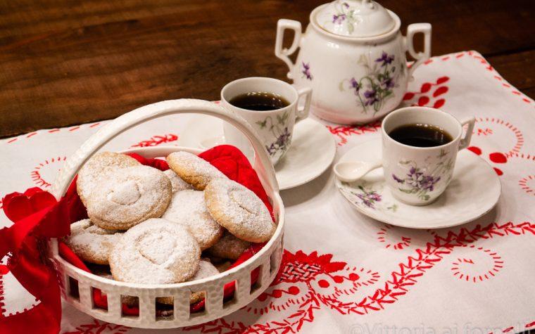 Dolcetti di Afrodite, biscotti di San Valentino