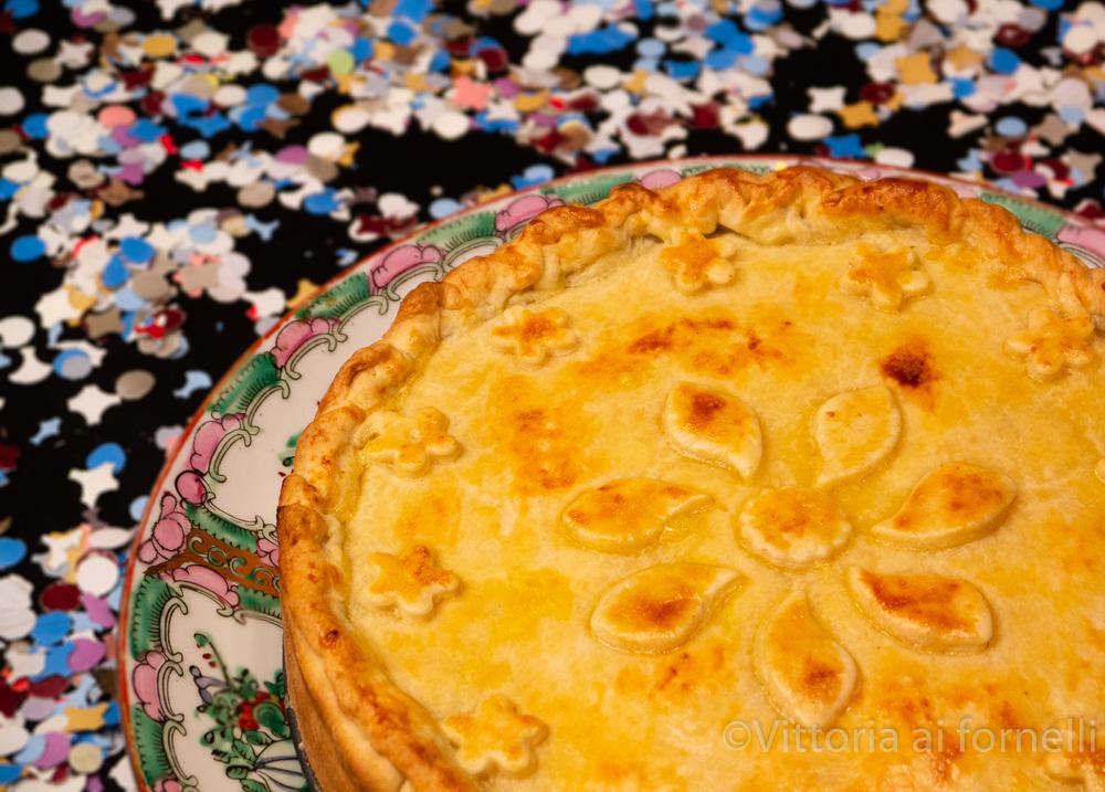 Pizza di Carnevale della penisola sorrentina