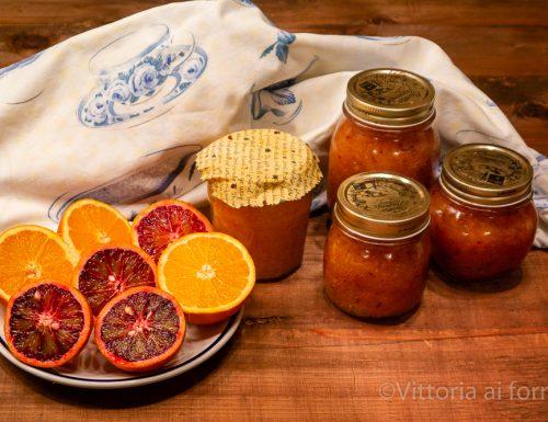Marmellata di arance, ricetta facile e veloce