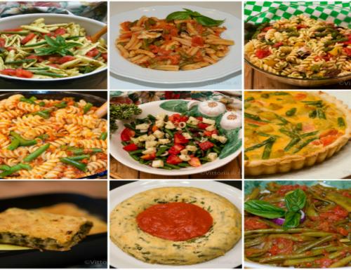 Dieci ricette con i fagiolini facili e appetitose per l'estate