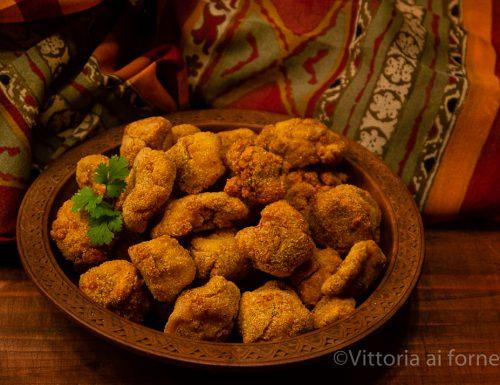 Pakora di pollo, ricetta tradizionale indiana