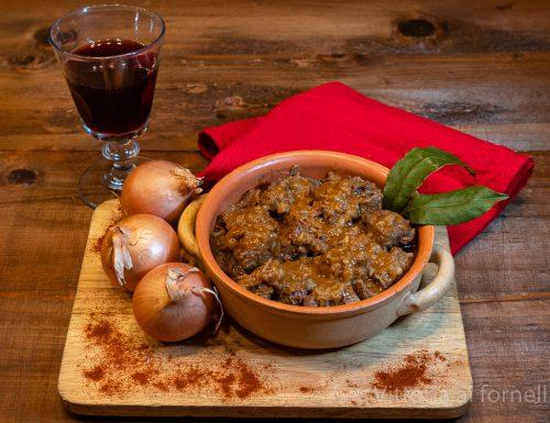 Gulasch triestino, spezzatino tradizionale