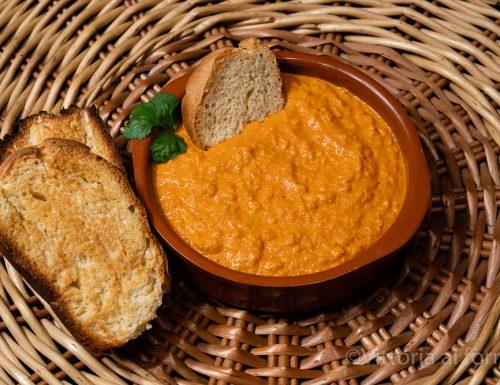Zuppa di formaggio e pomodoro dei pescatori saccensi