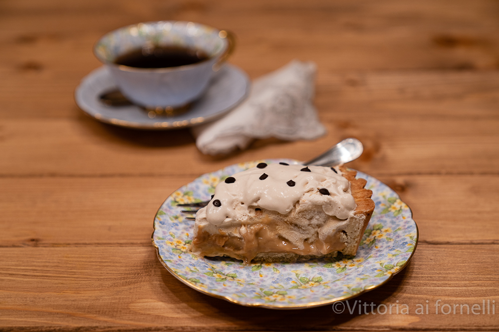 Banoffee Pie f