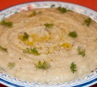Macco di fave, ricetta siciliana