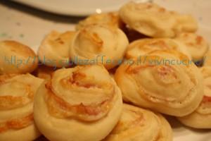 girelle pasta di pane vivi in cucina