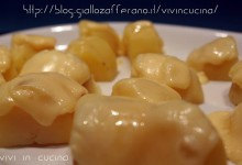 PATATE E RACLETTE RICETTA FINGER FOOD