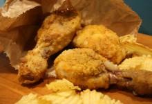 Come cucinare cosce di pollo