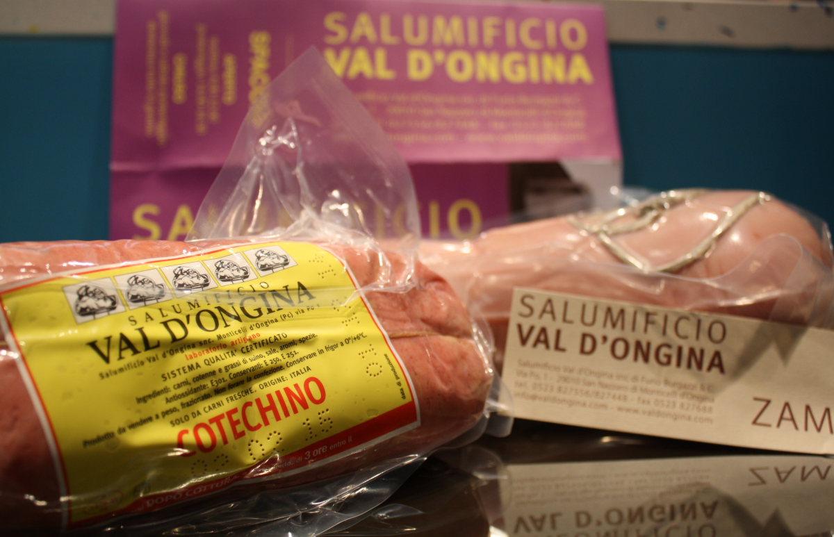 SALUMIFICIO VAL D'ONGINA