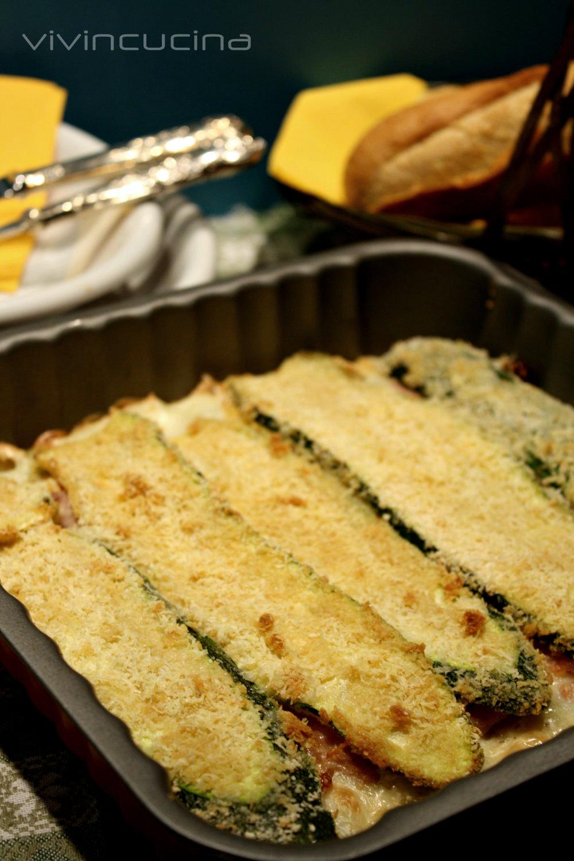 zucchine in teglia