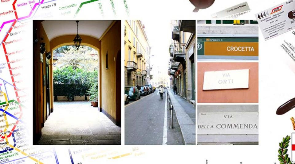 Vie degli orti sono infinite#1 Via orti Milano