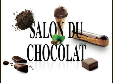 DAVIDE COMASCHI E IL SALON DU CHOCOLAT PER LILT MILANO