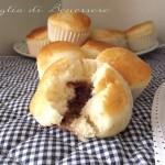 Muffin light…con cuore di marmellata