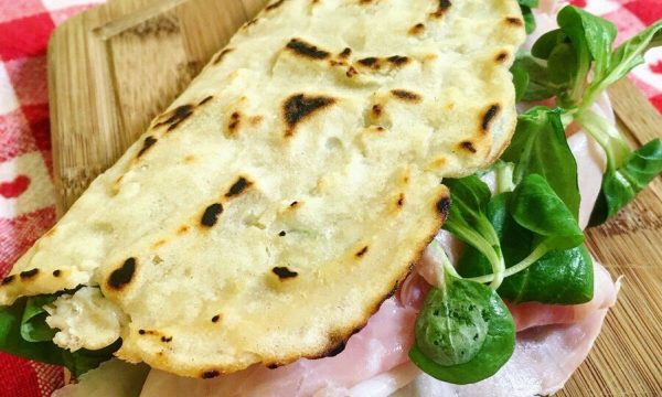Fit-Piadina light all'acqua