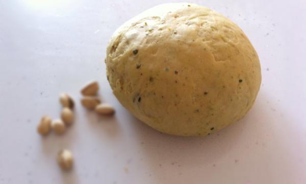 Pasta al pistacchio di Bronte