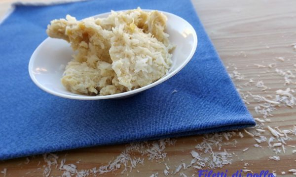 Filetti di pollo marinati all'orientale
