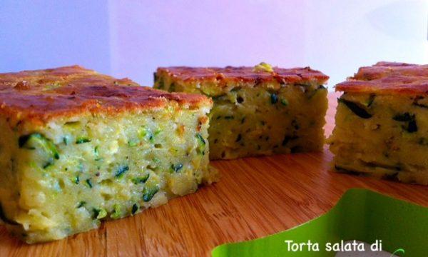 Torta salata di zucchine – Videoricetta