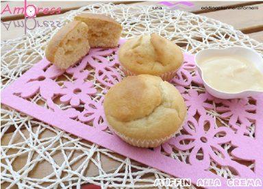 Muffin alla crema