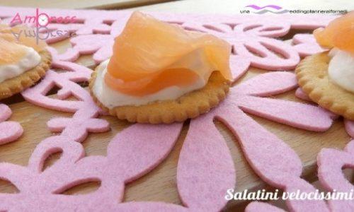 Salatini velocissimi