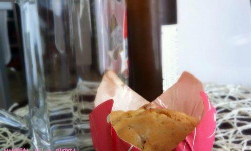 Muffin alla birra e prosciutto cotto – con e senza Bimby