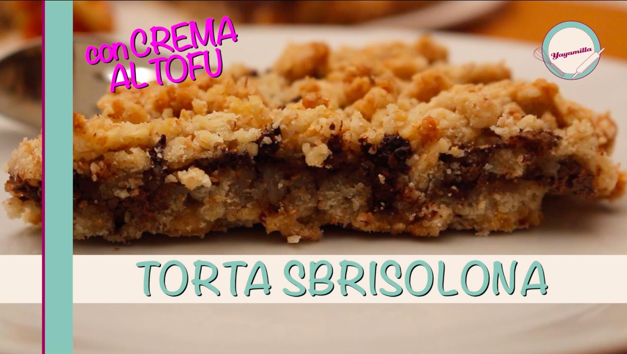 TORTA SBRISOLONA VEG
