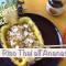 Riso Thai all'Ananas