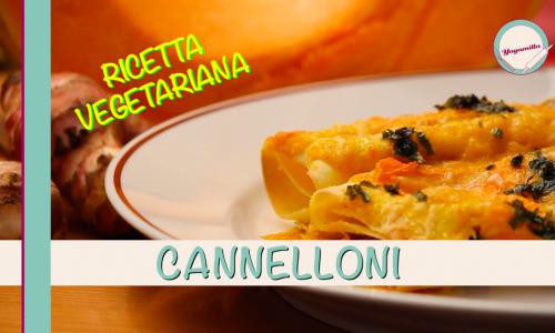 Cannelloni alla Zucca e Topinambur