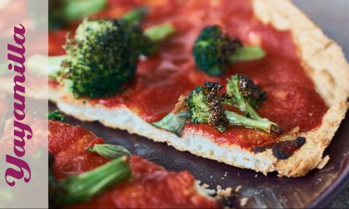 Pizza Fit di Albumi