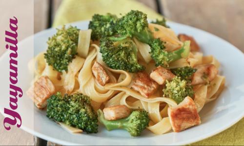 Pasta Light Pollo e Broccoli