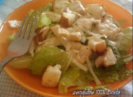 Caesar salad gluten free