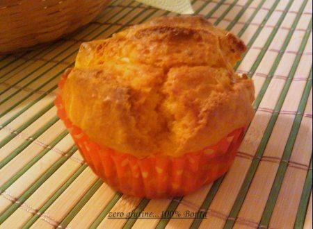 Muffin salati alle carote (senza glutine)