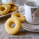 Biscotti macine senza glutine