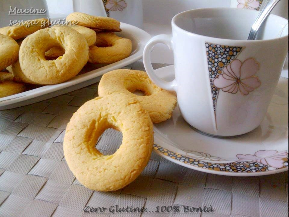 Biscotti senza glutine raccolta di ricette mary zero glutine