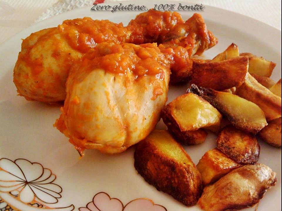 Pollo alla cacciatora ricetta  bimby
