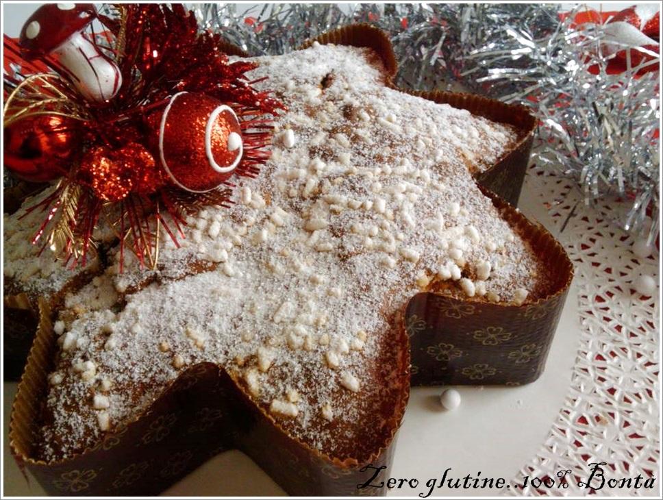 Torta A Forma Di Stella Di Natale.Ricetta Per Dolce Stella Di Natale Mary Zero Glutine 100 Bonta