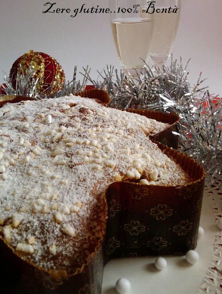 Torta Stella Di Natale.Ricetta Per Dolce Stella Di Natale Mary Zero Glutine 100 Bonta