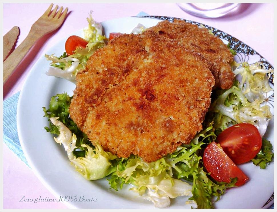 Cotolette di patate e salsiccia - Mary Zero glutine...100% Bontà