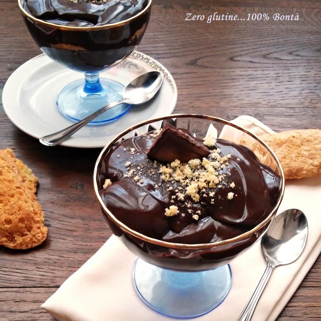 Coppa golosa al cioccolato