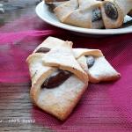 Biscotti ripieni di nutella (senza glutine)